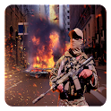 Army Commando Sniper Shooting icon