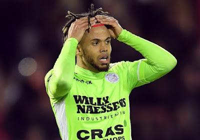 Zulte Waregem a repoussé trois offres d'un top club belge pour Bongonda