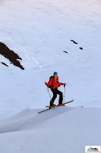 Photo: Matus uphilling on Camel