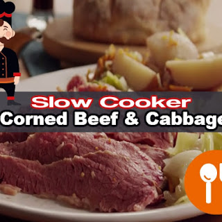 Slow Cooker Corned Beef and Cabbage a Delicious Brisket!.