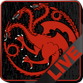 GOT House Wallpaper: Targaryen