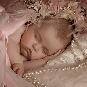 Shhhhhhhhhhhhhhh by Troy Pearson - Babies & Children Babies ( pink, baby, sleep )