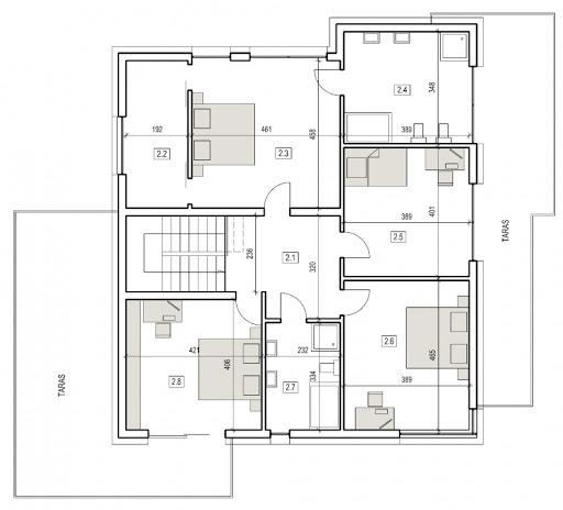 AN 004 - Rzut piętra