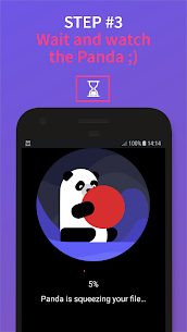 Video Compressor Panda Premium v1.1.30 MOD APK 3