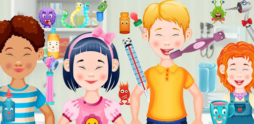 Image result for Doctor Game 👨🏻⚕️ 🏥👩🏻⚕️      game pic