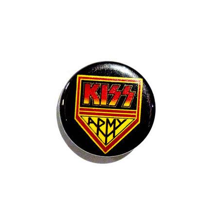 Kiss - Army - Badge