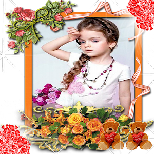 download Stylish Girl Photo Frames apk