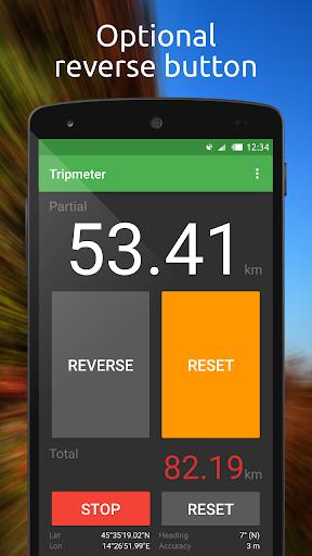 Off-road Tripmeter 4x4 screenshot