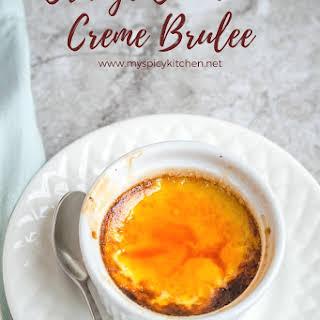 Creme Brulee.