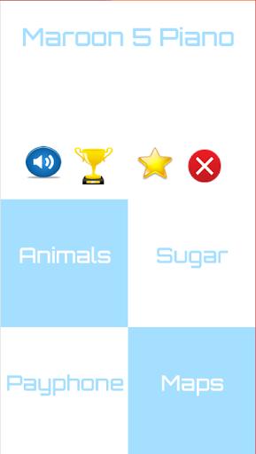 Maroon 5 Piano Tiles|玩音樂App免費|玩APPs