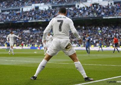 Ronaldo scoorde voor het zesde seizoen op rij meer dan dertig goals
