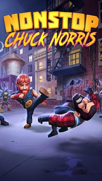 Nonstop Chuck Norris v1.2.0 [Mod Money]