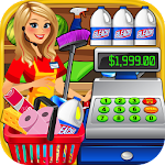 Supermarket Superstore - Big City Shopping Spree Icon