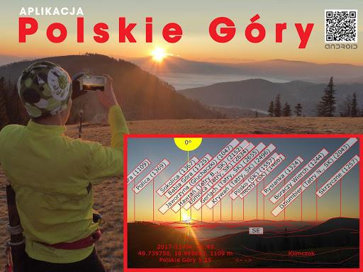 Polskie Gu00f3ry - generator opisu00f3w i kolekcjoner gu00f3r 19.17 screenshots 1