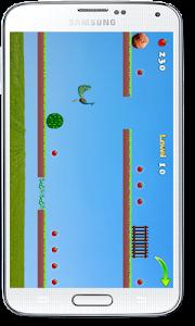 Peacock Jumping screenshot 2