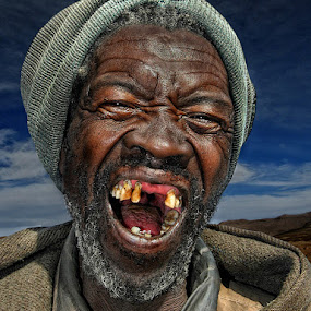 by Ben Myburgh - People Portraits of Men ( senior citizen )
