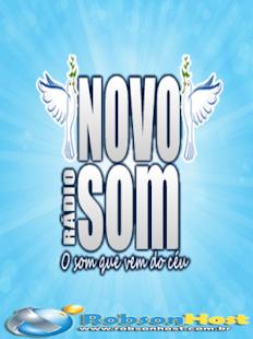 Radio Novo Som Fm - náhled