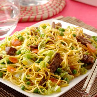 Chinese Five Spice-mie met rundvlees