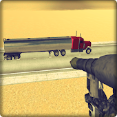 Rocket Launcher Traffic Shooter