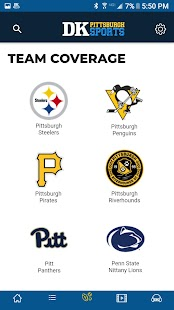 DK Pittsburgh Sports- screenshot thumbnail
