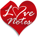 Notes d'amour -Messager crypté icon
