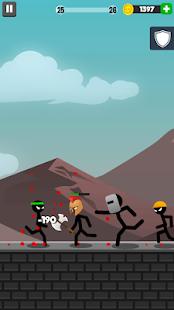 Download Stickman Hero For PC Windows and Mac apk screenshot 2