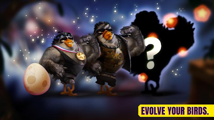 Angry Birds Evolution - screenshot
