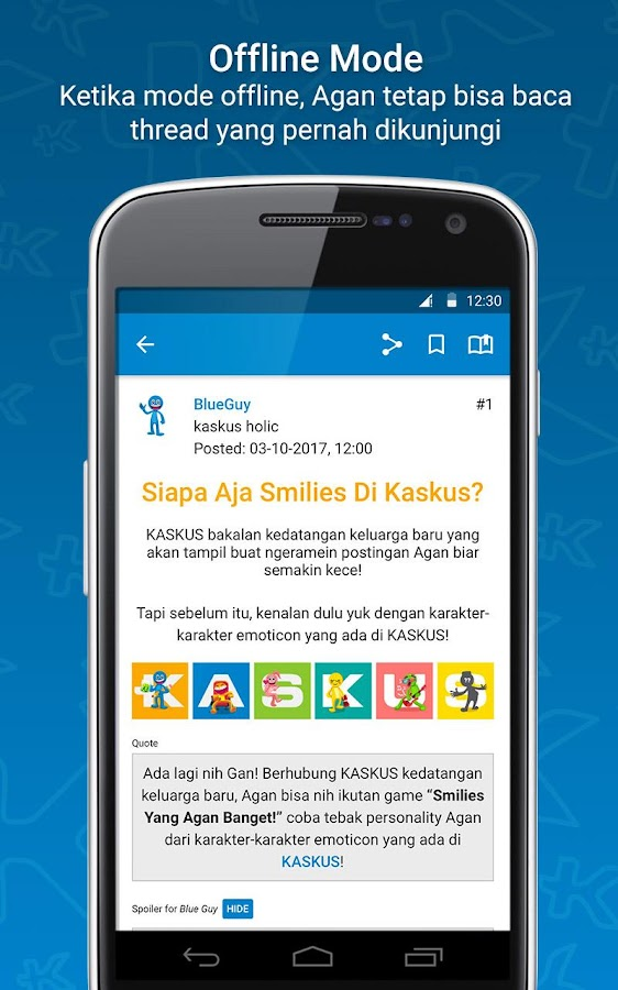KASKUS Forum - Android Apps on Google Play
