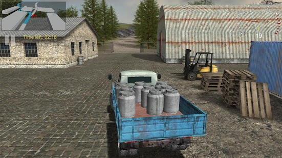 Cargo Drive - Truck Delivery Simulator- screenshot thumbnail