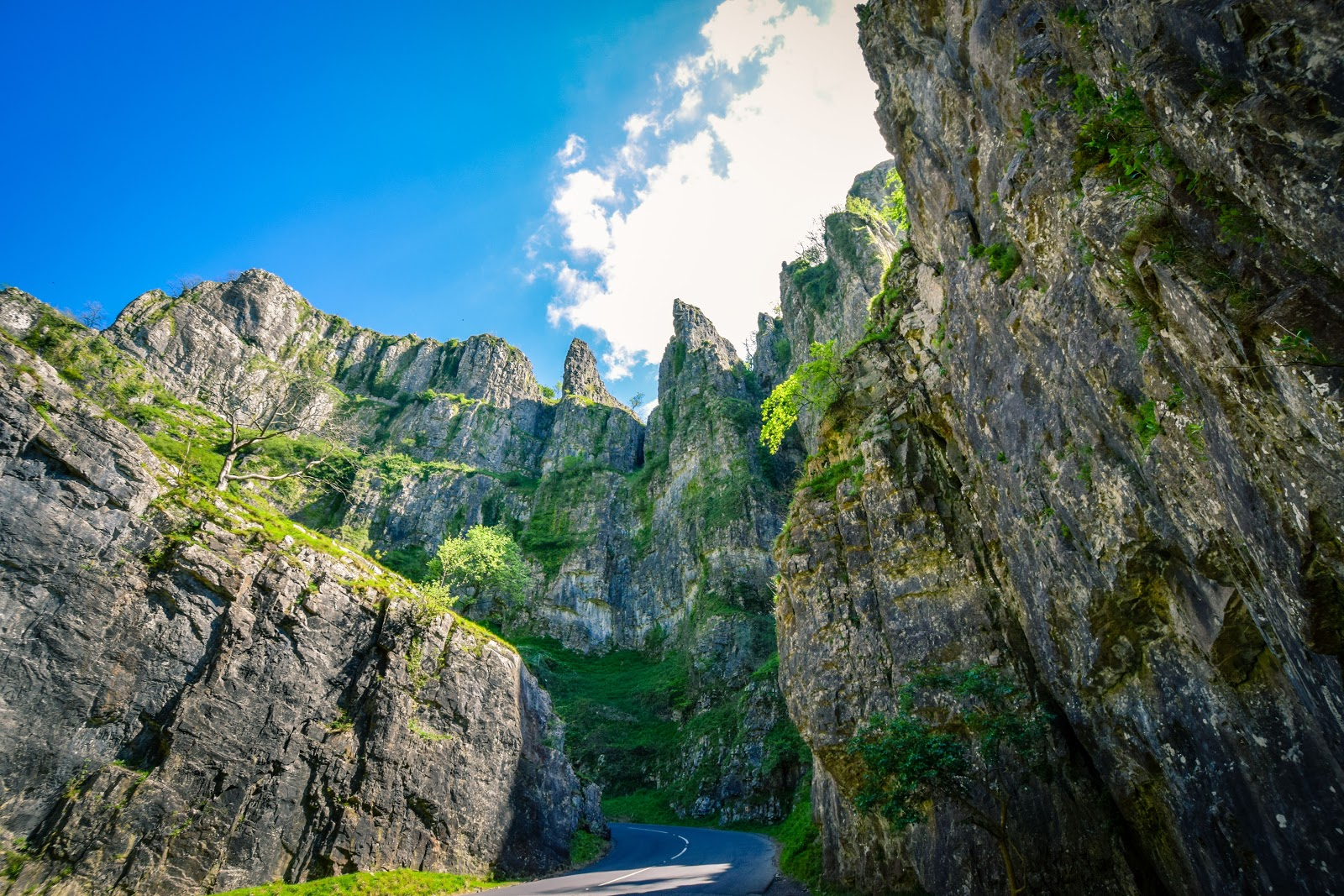 Head to Summerset for great cheddar, local cider, scenic roads and great climbs.