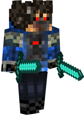 Rainimator / Dragon tamer from Wither Heart. Music video Wither Heart is a year old, I made that skin really early XD