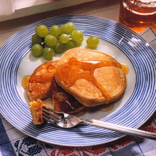Honey-Apple Pancakes