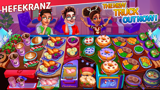 Christmas Cooking : Crazy Restaurant Cooking Games 1.4.36 screenshots 4