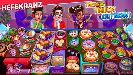 Christmas Cooking: Crazy Restaurant Mod Apk (Unlimited Money) 4