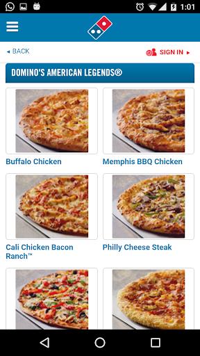 Domino's Pizza 3.5.0 Screenshots 2