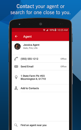 State Farm Pocket Agent® Screenshot