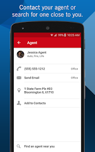 State Farm Pocket Agent®- screenshot thumbnail