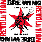 Logo for Revolution Brewing Company