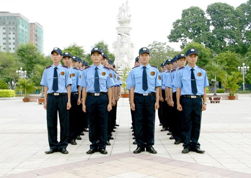 Dịch vụ chuyên nghiệp đem lại chất lượng và sự an toàn