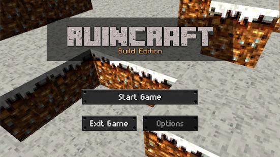 Download Ruincraft Build Edition For PC Windows and Mac apk screenshot 13