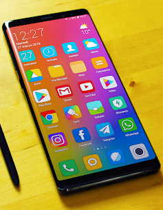 MIUI CARBON ICON PACK HD v8.6 [Patched] APK 2