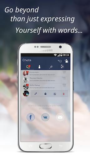 TokensApp - chat messenger 2.3.1 app 1