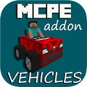 Addon Vehicles For Minecraft