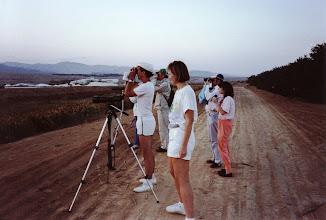Photo: 1989 - Linturetkellä suola-altailla