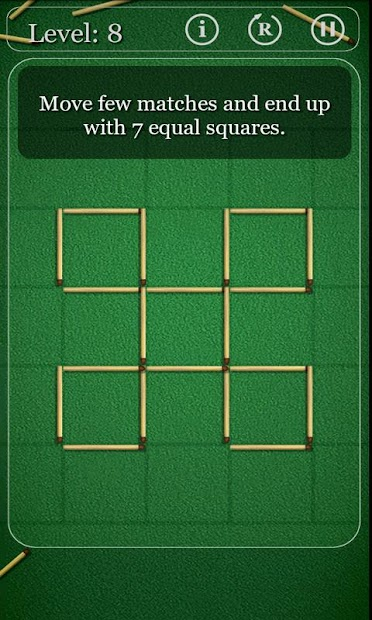Puzzles with Matches screenshot 2