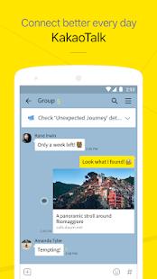 KAKAOTALK FREE CALLS  TEXT  Aplikasi di Google Play