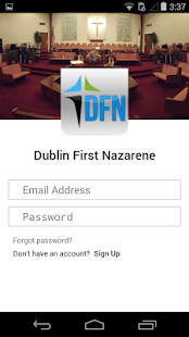 Dublin First Nazarene- screenshot thumbnail