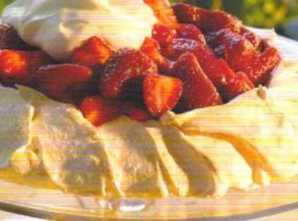 Strawberry Meringue Recipe