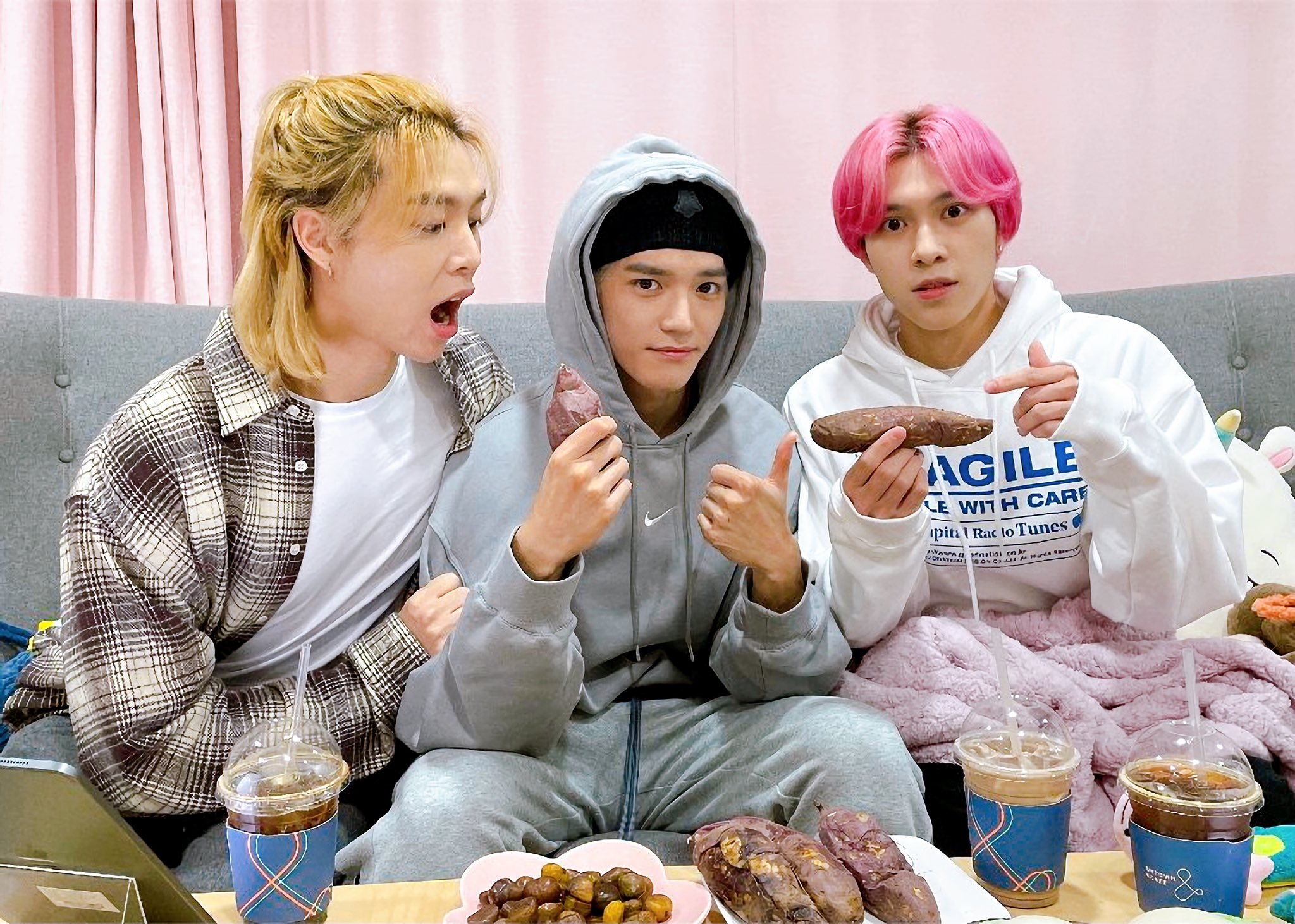 nct johnny taeyong hendery @NCTsmtown