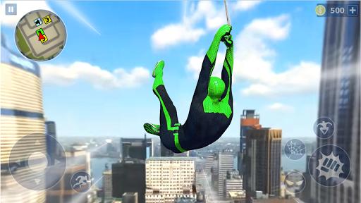 Spider Rope Hero: Ninja Gangster Crime Vegas City  screenshots 5